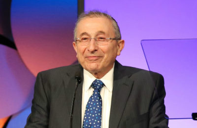 Simon Wiesenthal Center Dean and Founder Rabbi Marvin Hier. (Imeh Akpanudosen/Getty)