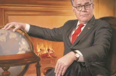 Al Franken, Giant of the Senate (Twelve Books)